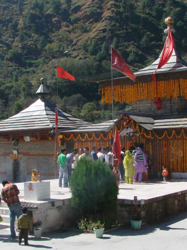 Hatkoti Temple Himachal Pradesh