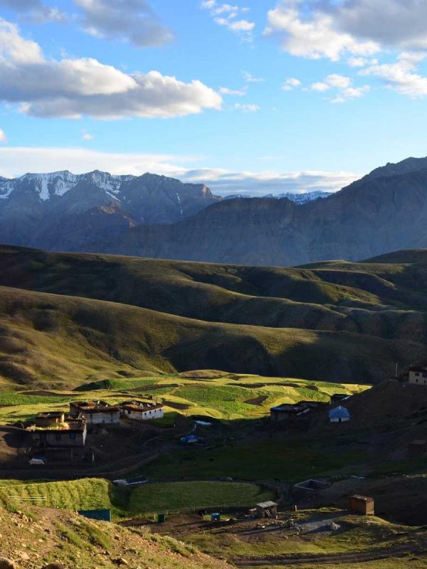 Lahaul Spiti Valley