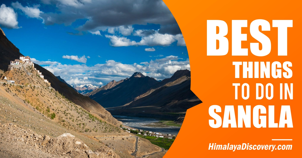 Best Things To Do In Sangla